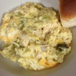 Chicken-Broccoli-and-rice-casserole