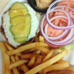 Turkey-Avacado-Burger